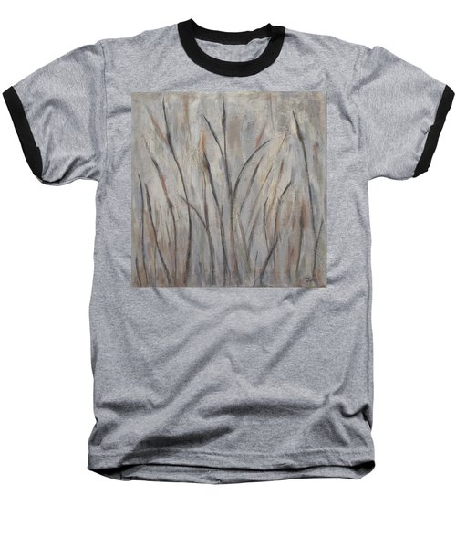 Dancing Cattails 2 Baseball T-Shirt