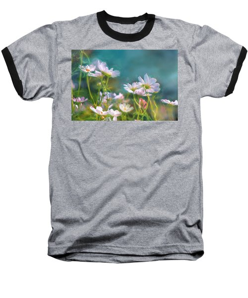 Dancing Cosmos Baseball T-Shirt