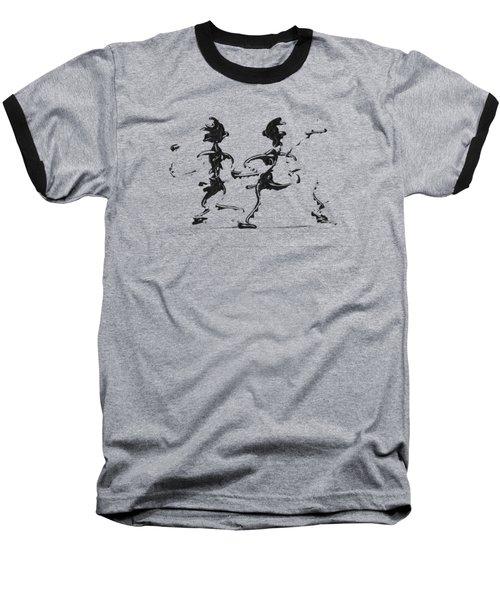 Dancing Couple 3 Baseball T-Shirt