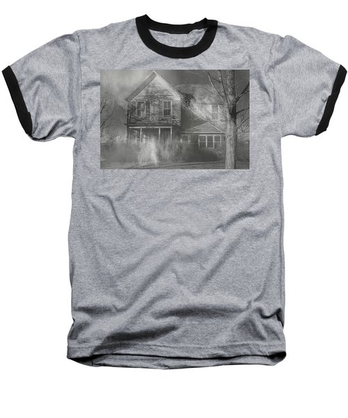Dancing Ghosts Baseball T-Shirt