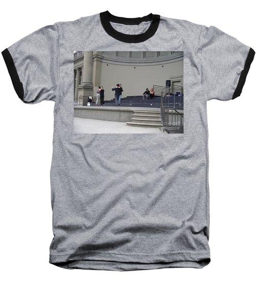 Dancing In Golden Gate Park Baseball T-Shirt
