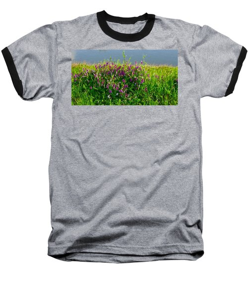 Dancing In The Meadow Baseball T-Shirt