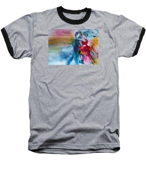Dancing Into Eternity Baseball T-Shirt
