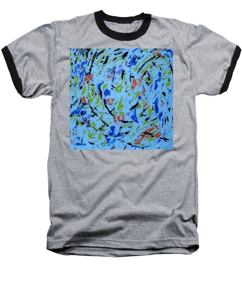Dancing Light Baseball T-Shirt