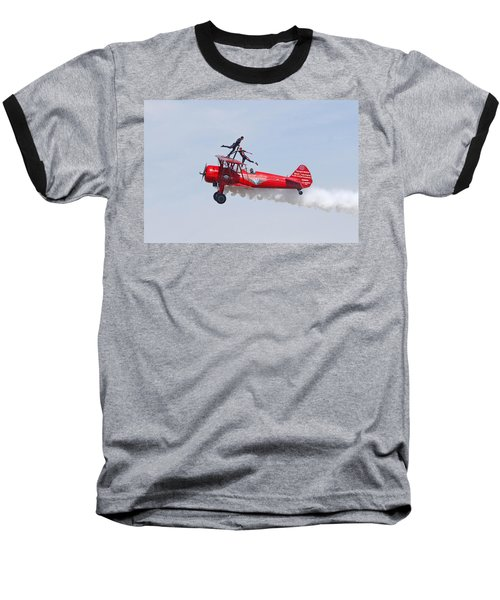 Dancing On The Wings Baseball T-Shirt by Shoal Hollingsworth