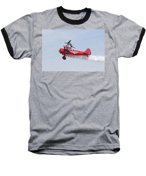 Dancing On The Wings Baseball T-Shirt