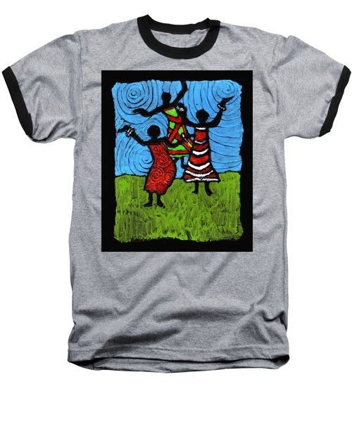 Dancing So Good I Started To Fly Baseball T-Shirt