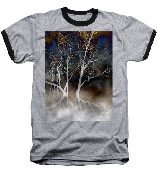 Dancing Tree Altered Baseball T-Shirt