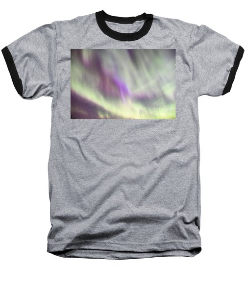 Baseball T-Shirt featuring the photograph Dancing With The Stars by Larry Ricker