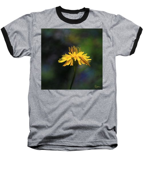 Dandelion Dance Baseball T-Shirt