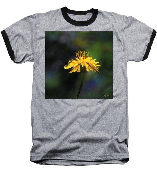 Dandelion Dance Baseball T-Shirt