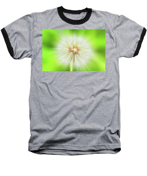 Dandelion Warp Baseball T-Shirt