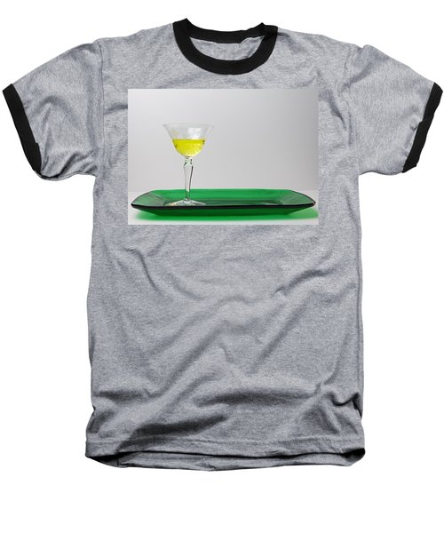 Baseball T-Shirt featuring the photograph Dandelion Wine by Susan Capuano