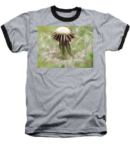 Dandelion Wish 8 Baseball T-Shirt
