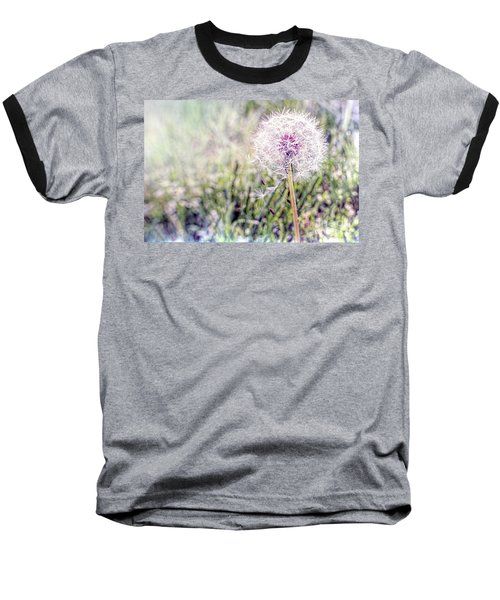 Dandilion Wishes Baseball T-Shirt