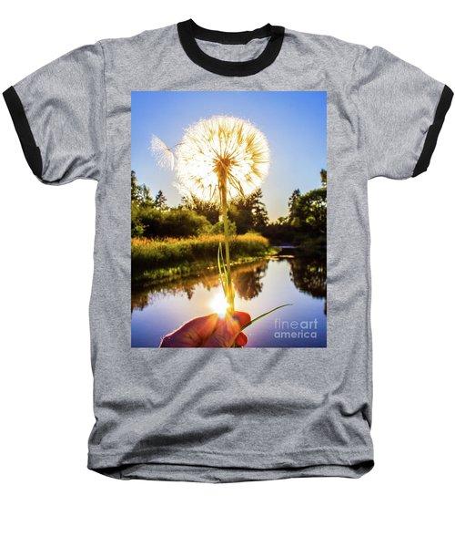 Dandy Lion Baseball T-Shirt