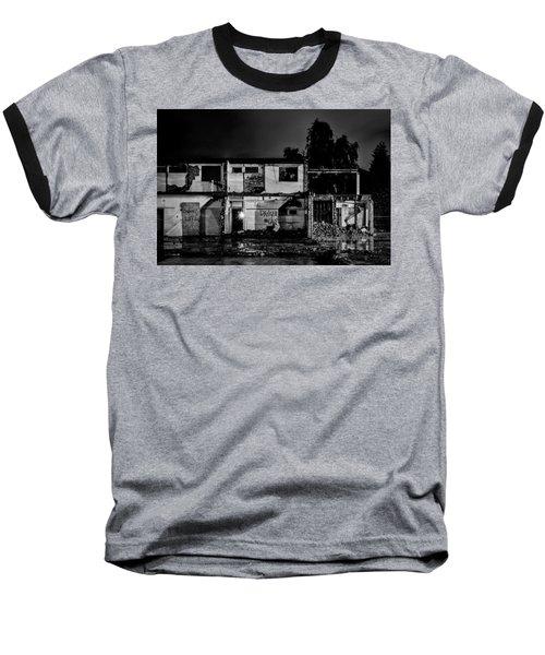 Danger. Live. Baseball T-Shirt