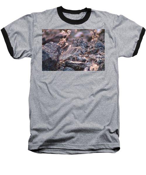 Dangerous Peekaboo  Baseball T-Shirt
