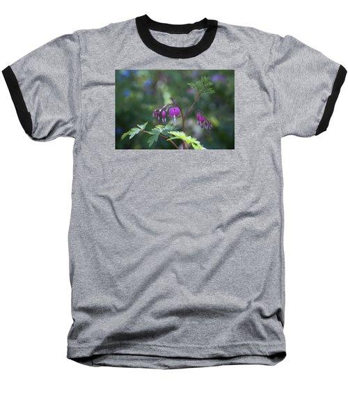 Dangling Hearts Baseball T-Shirt