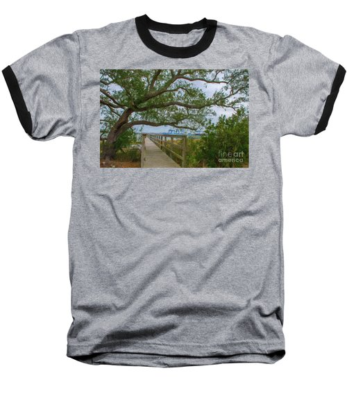 Daniel Island Time Baseball T-Shirt