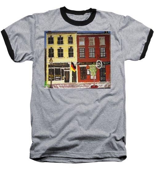 Daniel Street Duo Baseball T-Shirt