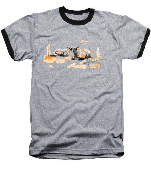 Danish Sheep Baseball T-Shirt