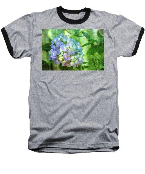 Dappled Light Hydrangea 2300 Idp_2 Baseball T-Shirt