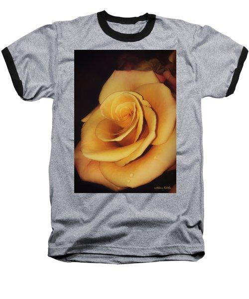 Dark And Golden Baseball T-Shirt
