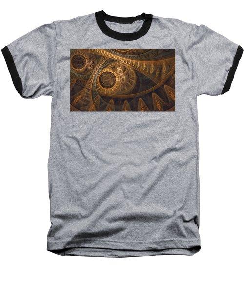 Dark Chronos Baseball T-Shirt