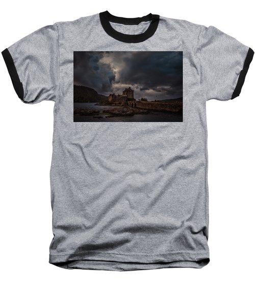 Dark Clouds #h2 Baseball T-Shirt