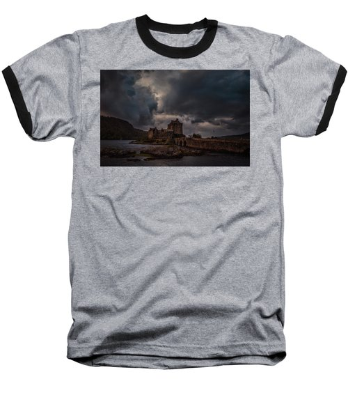 Dark Clouds #h2 Baseball T-Shirt