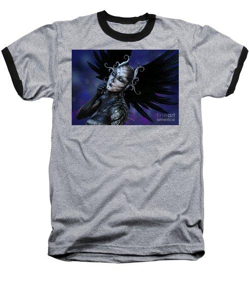 Dark Gaze Baseball T-Shirt