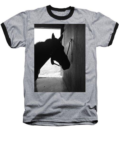 Dark Horse Baseball T-Shirt