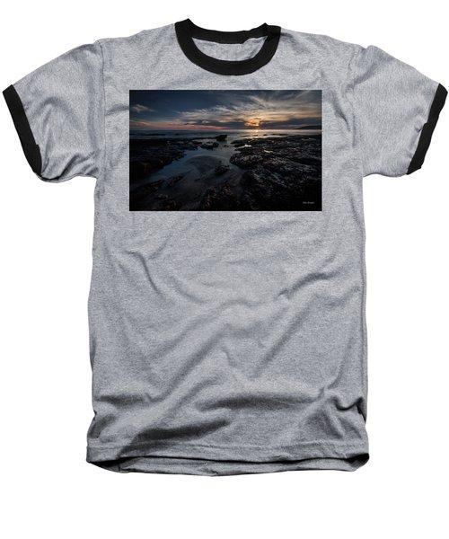Dark  Light Baseball T-Shirt