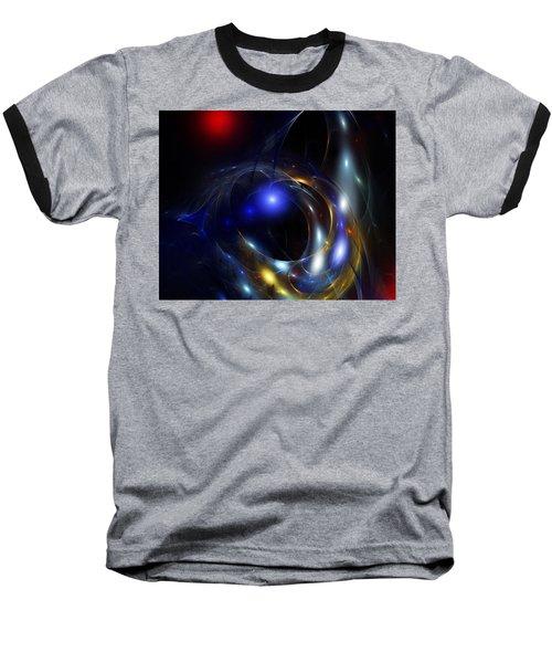 Dark Matter Revealed Baseball T-Shirt