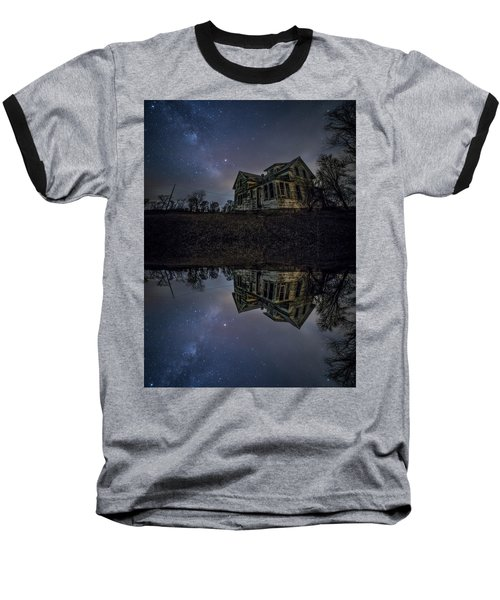 Dark Mirror Baseball T-Shirt