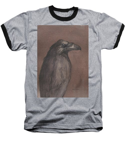 Dark Raven Baseball T-Shirt