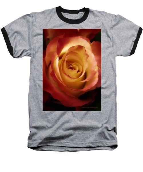 Dark Rose Baseball T-Shirt