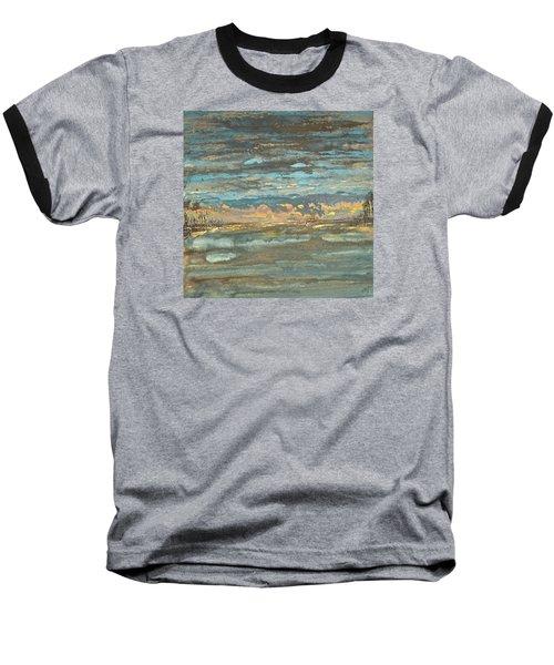Dark Serene Baseball T-Shirt