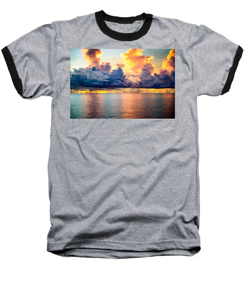 Dark Skies Baseball T-Shirt
