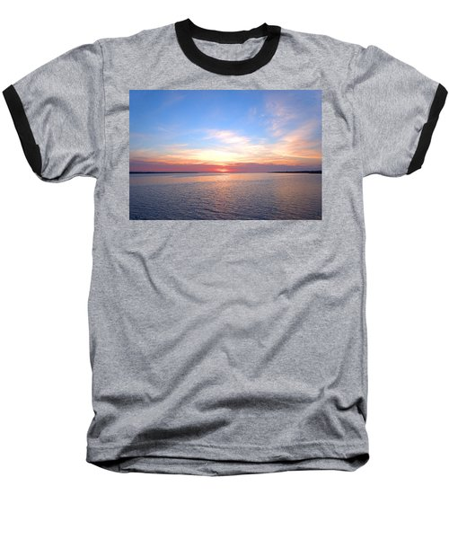 Dark Sunrise I I Baseball T-Shirt