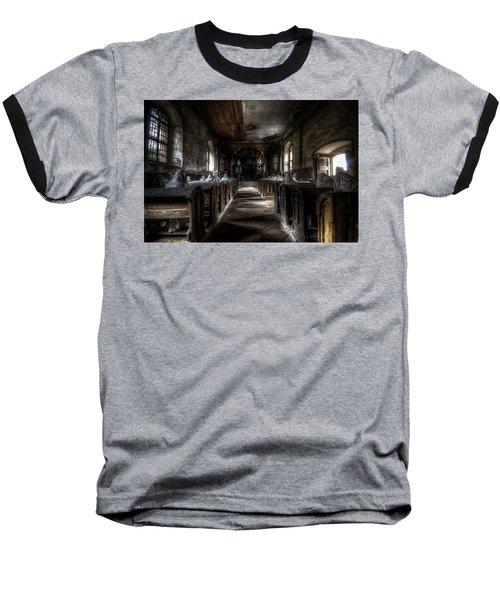 Dark Thoughts Baseball T-Shirt