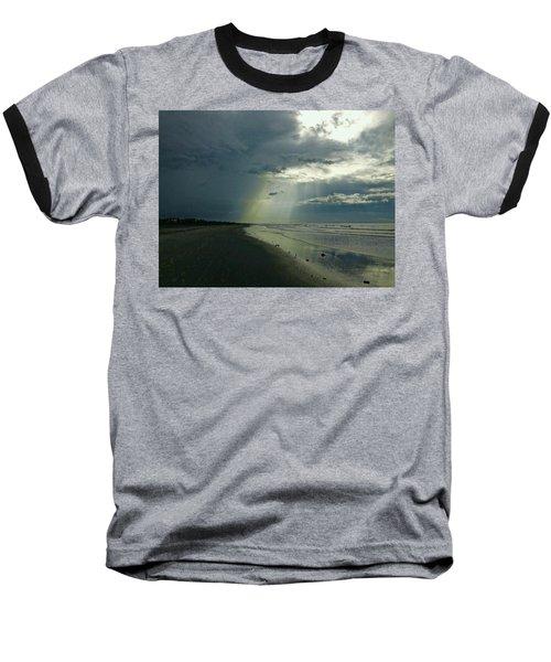 Dark To Enlightened Baseball T-Shirt
