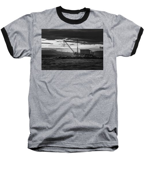 Dark Waters Baseball T-Shirt