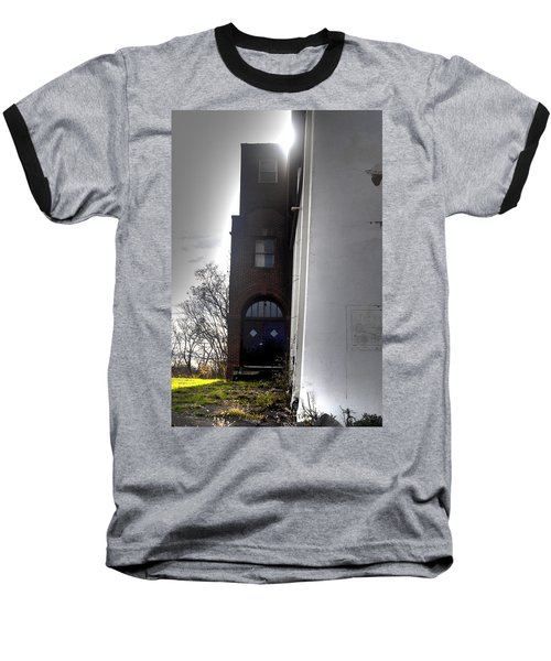 Darkened Door Baseball T-Shirt