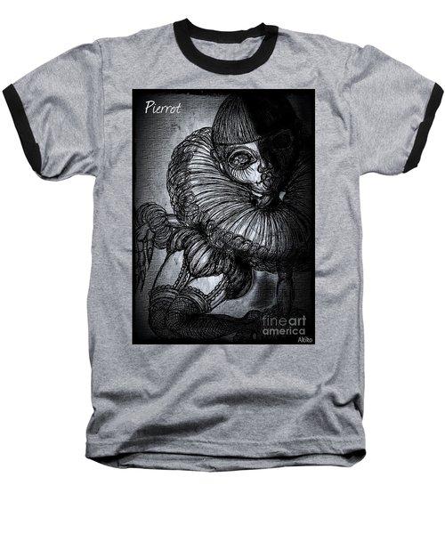 Darkness Clown Baseball T-Shirt