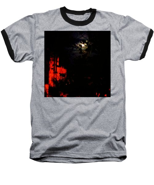 Darkness Baseball T-Shirt