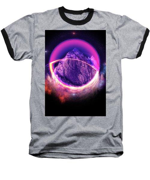 Darkside Of The Moon Baseball T-Shirt