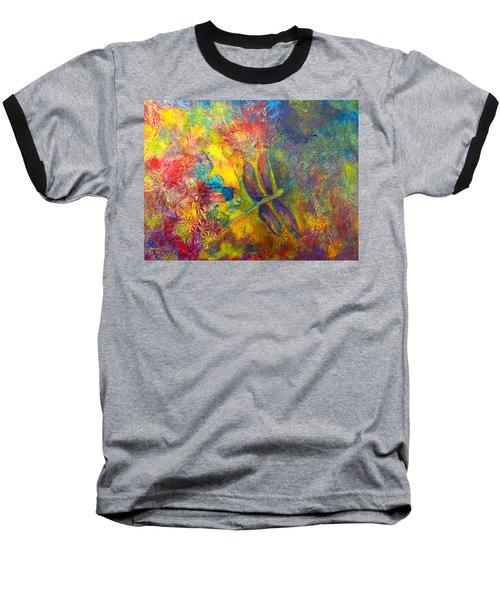 Darling Dragonfly Baseball T-Shirt