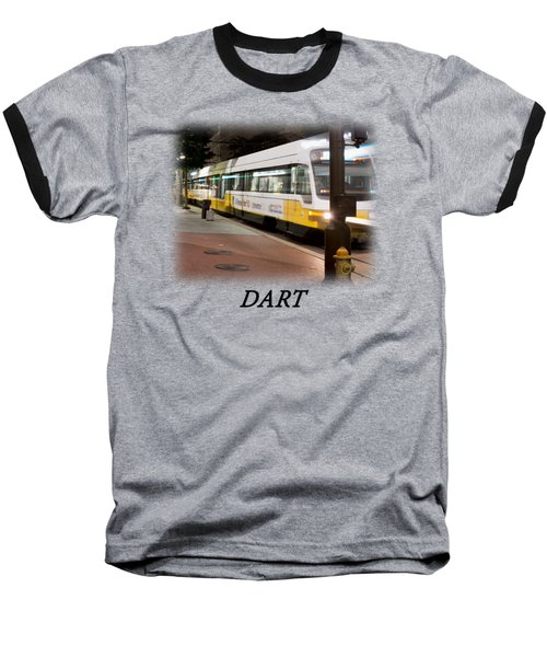 Dart V2 T-shirt Baseball T-Shirt by Rospotte Photography